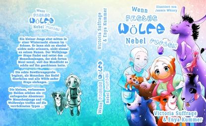 Cover Freche Wölfe 1000px Jasmin Whiscy
